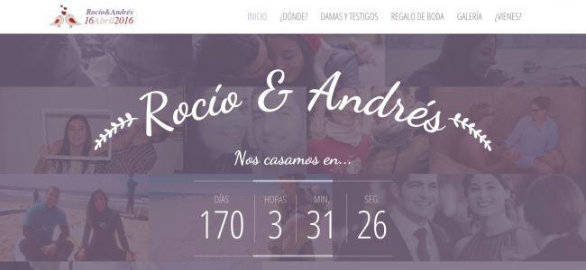 Boda Rocío & Andrés