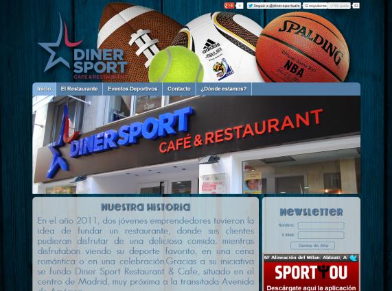Diner Sport Café