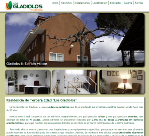 Residencia Los Gladiolos