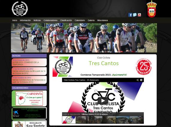 Club Ciclista Tres Cantos